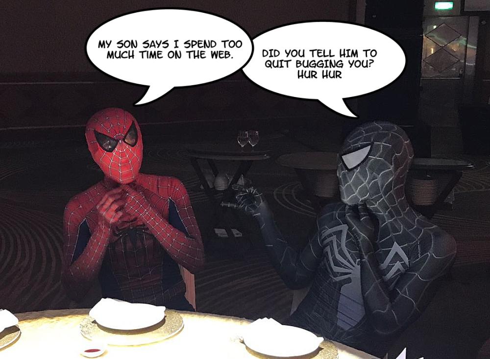 Spider Jokes