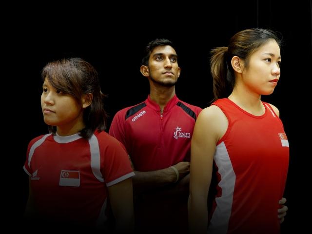 TeamSG Laura Tan Shaheed Alam Kerstin Ong