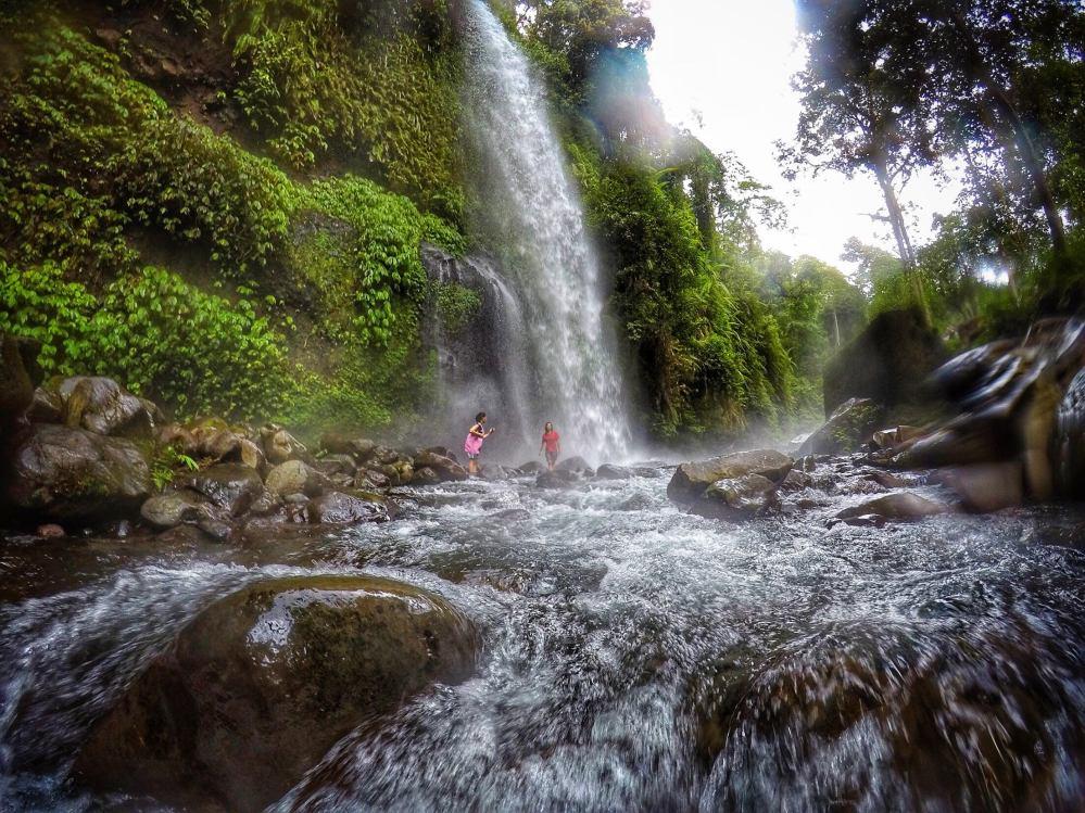 Senang Gile Waterfall